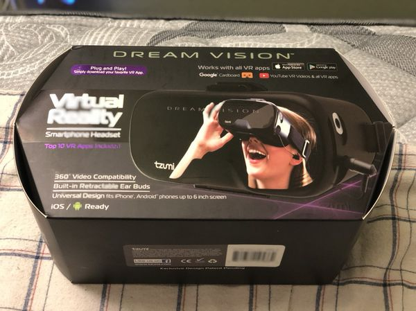 Tzumi Dream Vision VR Headsets for Sale in Lansdale, PA - OfferUp