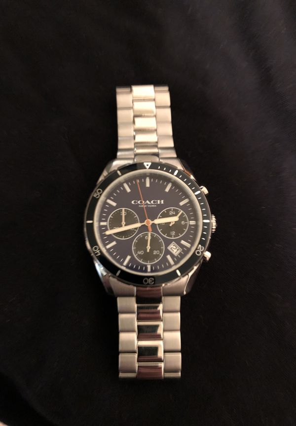 d2e8e3277 Brand New COACH Thompson Sport Watch 41mm for Sale in Redwood City ...
