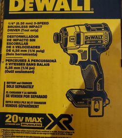 "Dewalt 1/4"" impact driver Thumbnail"