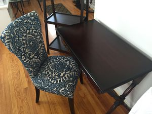 High Quality, Pine Wood Decorative Brown Desk for Sale in Washington, DC