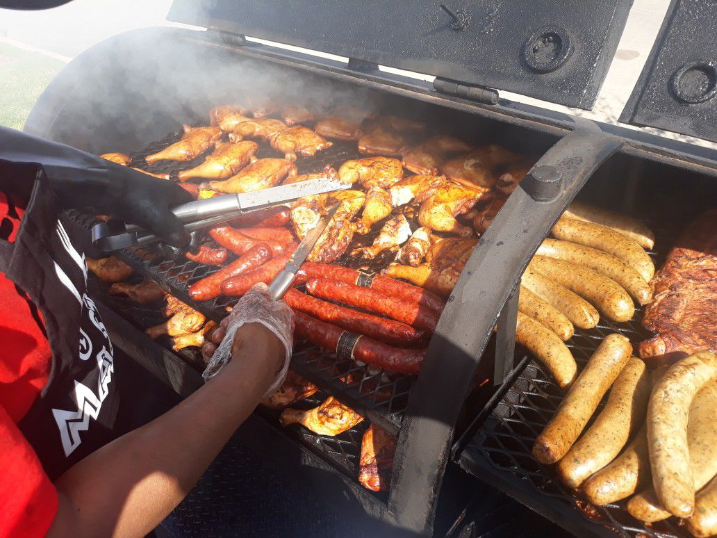 BBQ PIT,Everything For Catering