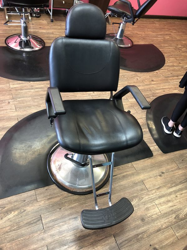 Used Salon Chairs >> Used Salon Chair For Sale In Montebello Ca Offerup