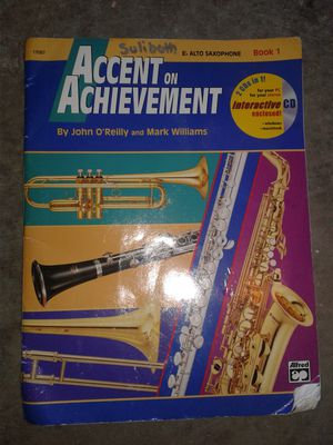 Learn how to play the Alto Saxophone for Sale in Kissimmee, FL