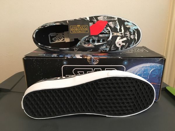 1c6dab222502a0 Vans Star Wars Hoth shoes for Sale in San Antonio