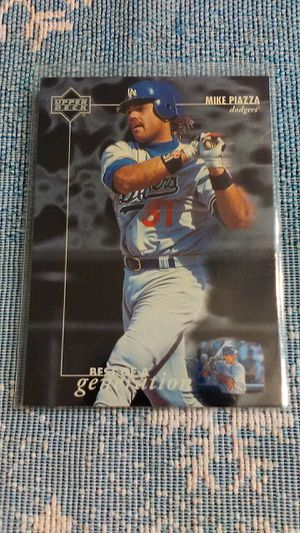 Mike Piazza Card for Sale in La Mesa, NM