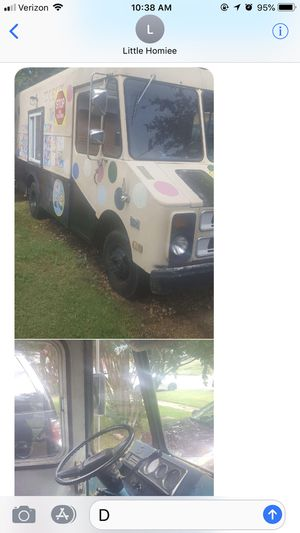 Ice cream truck for Sale in Waldorf, MD