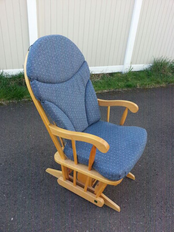 Eagle By Dutailier Glider Rocking Chair For Sale In