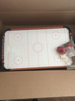 Brand new mini air hockey table for sale  Wichita, KS