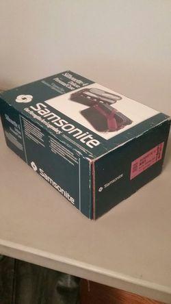 Brand New 1987 Samsonite Silhouette 4 Suitcase Bag Thumbnail