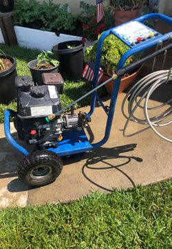 Pacific hydro star power washer Thumbnail