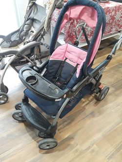 3 strollers Thumbnail