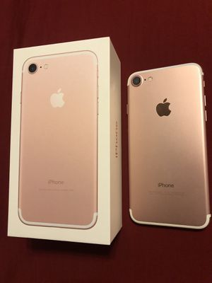 IPHONE 7 UNLOCKED for Sale in Fairfax, VA