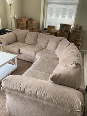 New and Used Sectional couch for Sale in Virginia Beach, VA - OfferUp