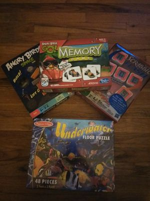 Drawing/Puzzles/Game's for Sale in Bronx, NY