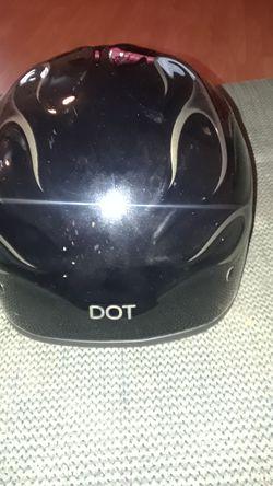 Harley Davidson DOT Helmet Thumbnail