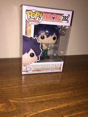 POP! Fairy Tail Gray Fullbuster for Sale in Glenn Dale, MD