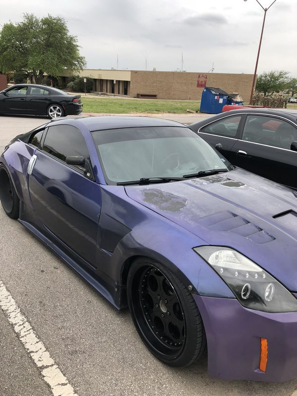 2003 Nissan 350z for Sale in Fort Bragg, NC - OfferUp