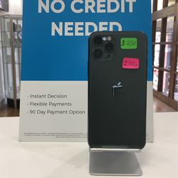 IPHONE 11 PRO 256GB FACTORY UNLOCKED GREAT CONDITION FINANCING AVAILABLE  Thumbnail