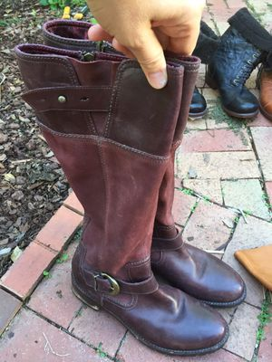 Timberland boots size 9.5 for Sale in Washington, DC