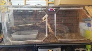 Huge reptile enclosure for Sale in Tampa, FL