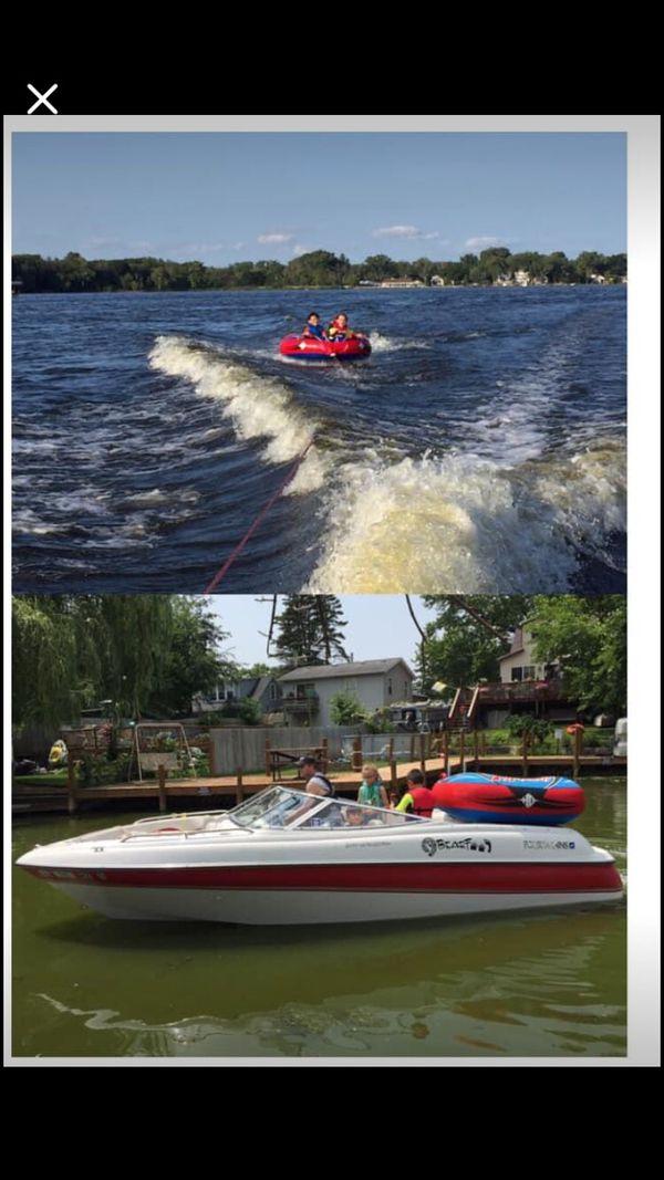 1996 four winns 200 horizon boat