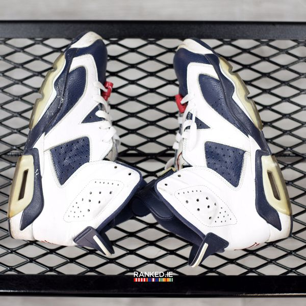 ebd61bd4dae5 USED AIR JORDAN 6 OLYMPIC SIZE 9 for Sale in Ontario