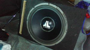 Photo 18 inch jl audio