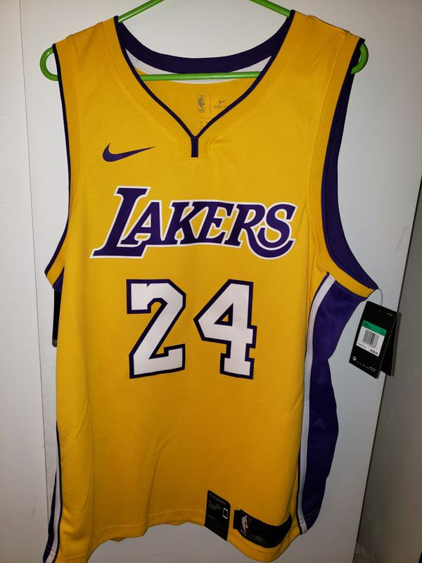 edf7b24a4f1a8 Kobe Bryant NIKE Lakers Jersey size XL (52) brandnew and authentic  deadstock never been worn