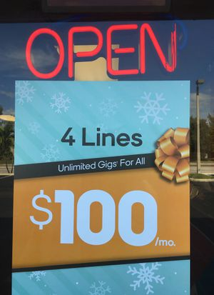 2426 Sheridan Boostmobile is open for Sale in Hollywood, FL