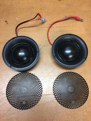 "Morel cdm88 high end sound quality 3.5"" car audio speakers for Sale in Mesa, AZ"