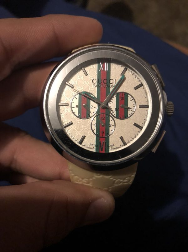 0507e847667 AUTHENTIC GUCCI WATCH for Sale in Chino