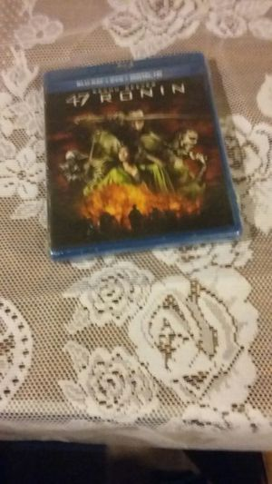 47 ronin dvd for Sale in Baltimore, MD