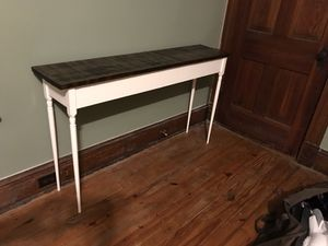 Sofa/Hall table for Sale in Charlottesville, VA