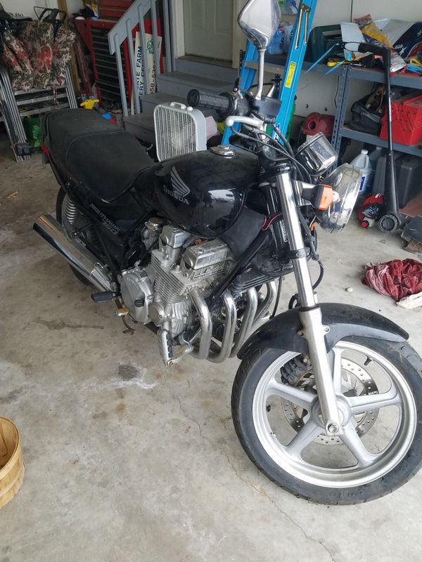 Honda CB750 Nighthawk for Sale in Huntley, IL - OfferUp