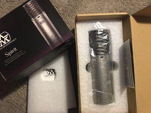 Aston Spirit Multi-Pattern Condenser Microphone for Sale in Midlothian, VA