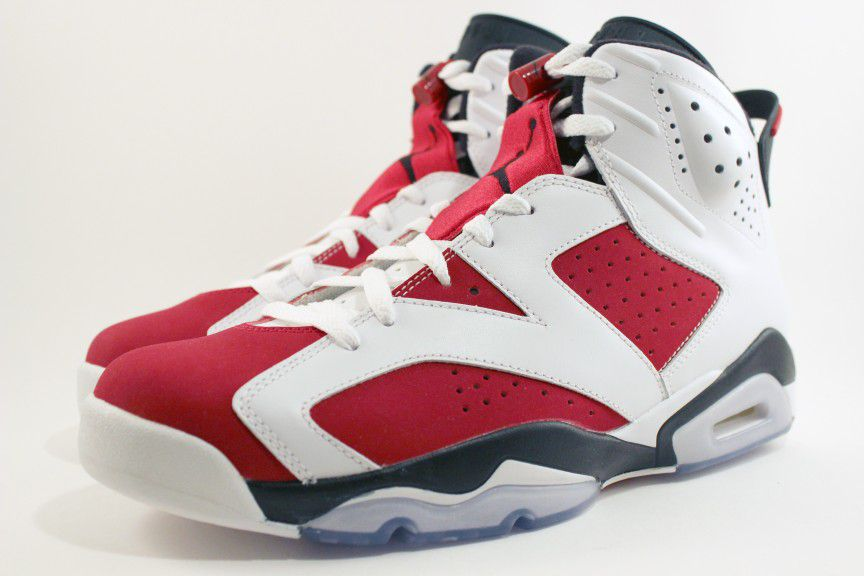"Air Jordan 6 VI ""Carmine"" Size 10 DS"