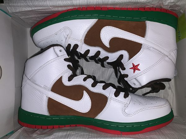 buy online 2f49d 51854 Nike SB Dunk High Cali 10.5 for Sale in Whittier, CA - OfferUp