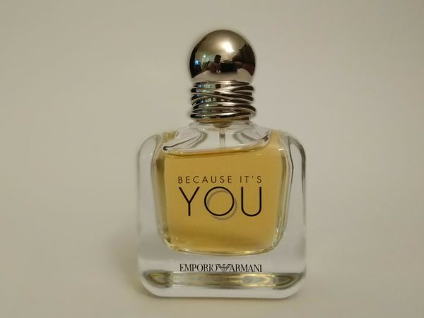 Giorgio Armani Emporio Armani Beacuse Its You Womens Perfume For