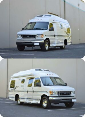 062e57c971 2003 FORD E-350 PLEASURE-WAY EXCEL-TD for Sale in Glendale Heights