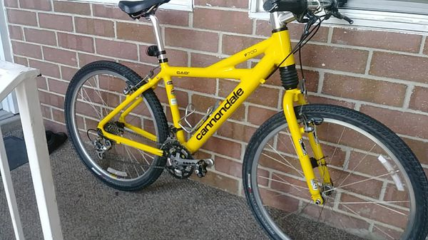 f2691f97145 Cannondale F700 CAD3 for Sale in Murray, UT - OfferUp