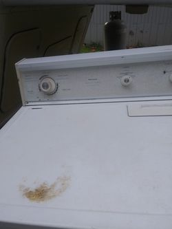 Two dryers both working $15 & $30 Thumbnail