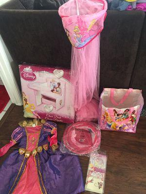 Disney princess bundle for Sale in Escondido, CA