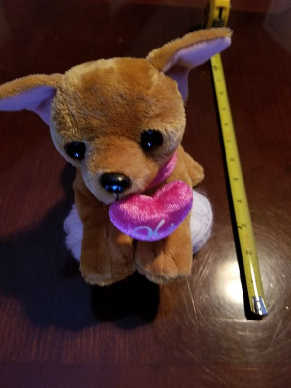 Plush Chihuahua Puppy For Sale In West Palm Beach Fl Offerup