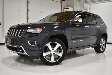 2014 Jeep Grand Cherokee Thumbnail