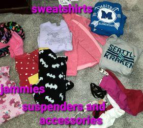 Girls Clothing Lot Size 12\14 Thumbnail