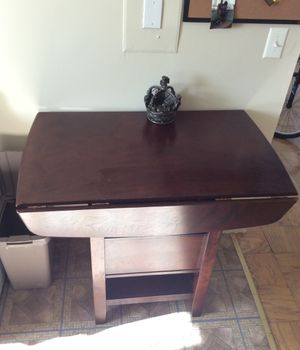 Space saver bar height dining table (expandable) for Sale in Capitol Heights, MD