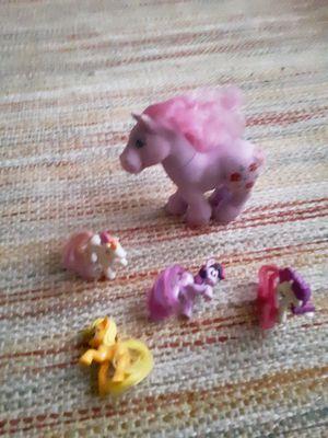 Photo My little ponies