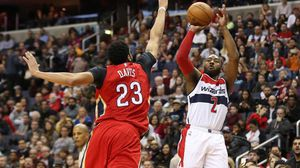 Tickets to Wizards v Pelicans @ 8:00pm for Sale in undefined