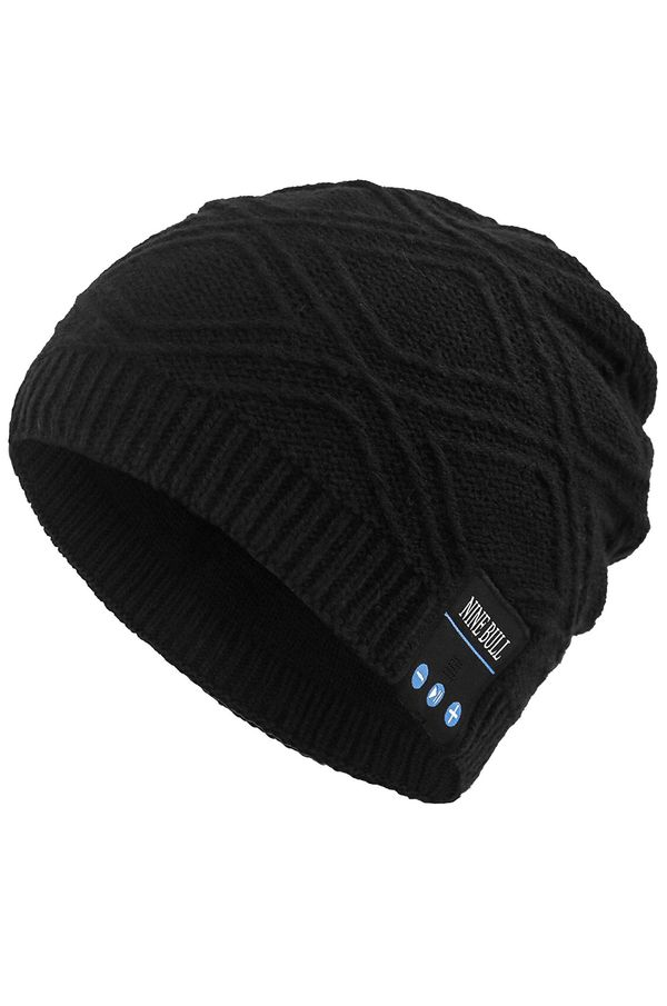 7d03cba1b69 Nine bull Bluetooth Beanie Hat HD Stereo Bluetooth 4.1 Wireless Smart Beanie  Headset Musical Knit Headphone Speaker Hat Speakerphone Cap