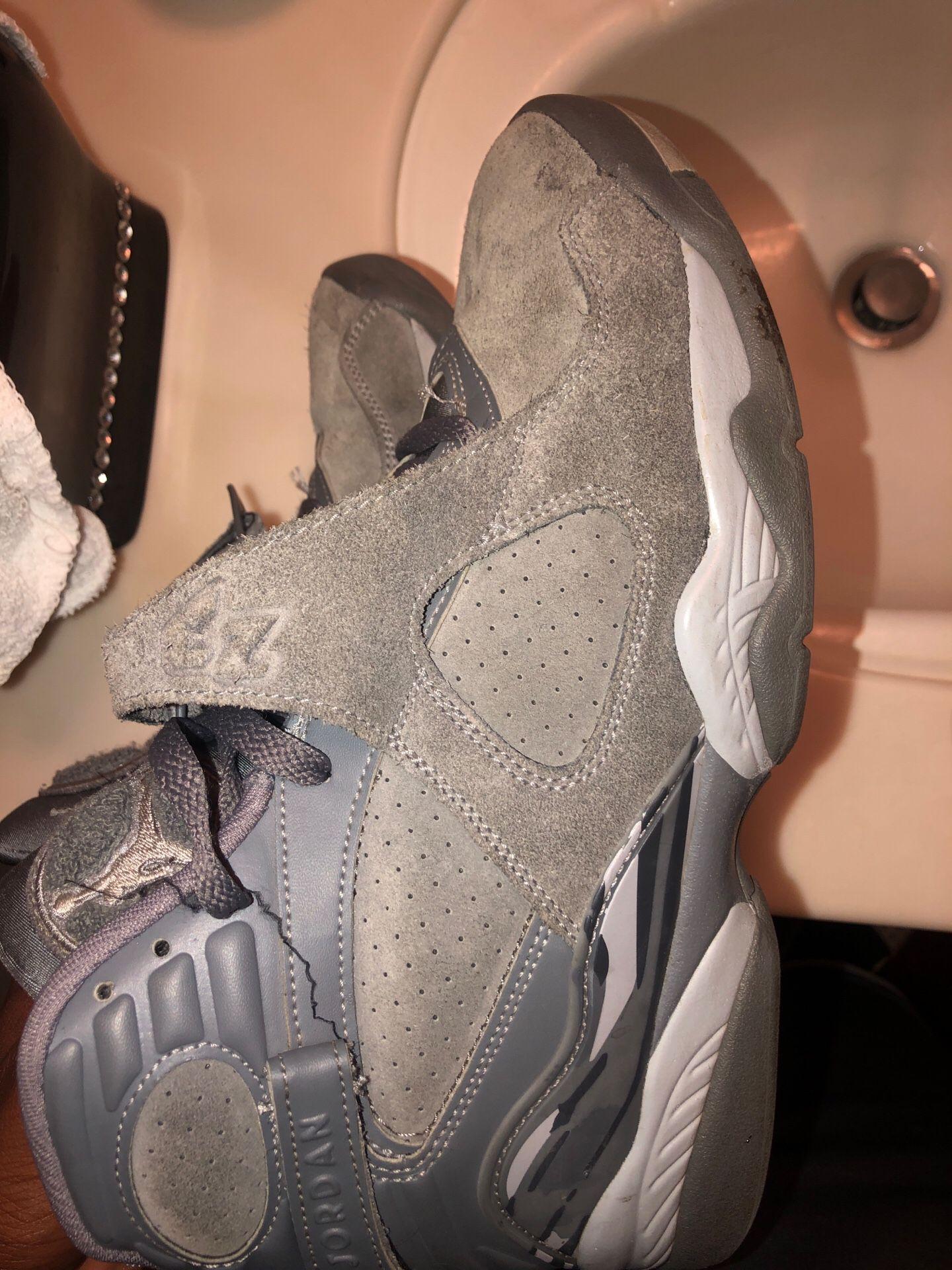 Cool grey 8s